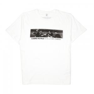 Casino-Royale-T-shirt-Uomo-Bianca-Frame