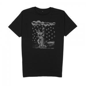 Massimo-Volume-T-Shirt-Uomo-Nera-Saint