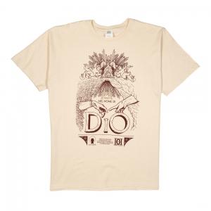 Dargen-D'amico-T-shirt-Uomo-Beige-D'iO-1