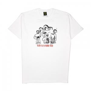 Elio-e-Le-Storie-Tese-T-Shirt-Uomo-Bianca-Complessino