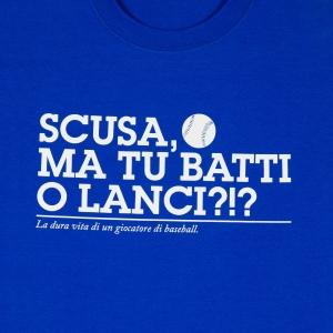 Elio-e-Le-Storie-Tese-T-Shirt-Uomo-Blue-Batti-o-Lanci 2