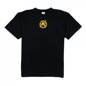 Estragon T-Shirt Uomo Nera Strummer 13 1
