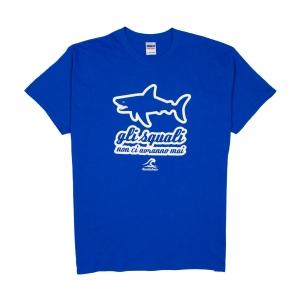 Piotta-T-shirt-Uomo-Blu-Squali-1