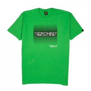 Videomind-T-Shirt-Uomo-Verde-Videomind-AKA