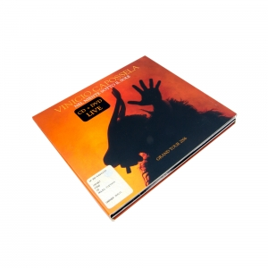 Vinicio Capossela CD+DVD Nel niente sotto il sole 1