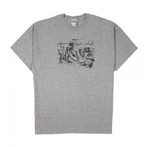 Vinicio-Capossela-T-shirt-Uomo-Grigia-Rebus-(7,9)-1