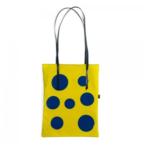The-Park-Shopper-Gialla-Blue-Pois-1