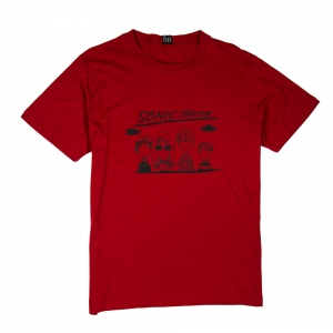 The-Park-T-Shirt-Uomo-Rossa-Sonic-Youth-1