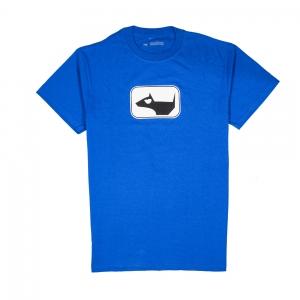 MD-T-Shirt-Uomo-Logo-Blu