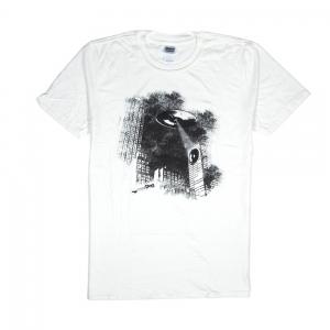 MD-T-Shirt-Uomo-Ufo-Bianco