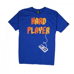 Gold T-shirt - Uomo - Blu - Hard Player-1