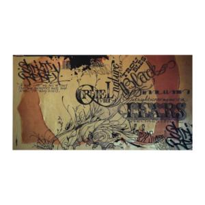 Gold-Poster-LucaBarcellona-Cruel-1