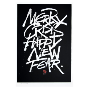 Gold-Poster-LucaBarcellona-Merry-Crisis-1