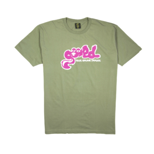 Gold-T-shirt-Uomo-Verde-Militare-Skunk-Dealer-1