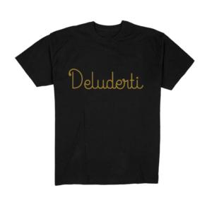 Maria-Antonietta-Deluderti-T-Shirt-Uomo-Nera