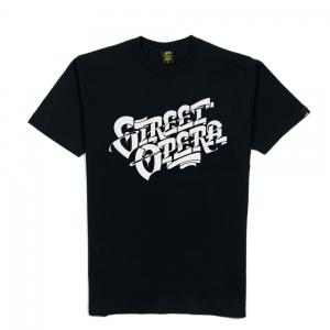Gold-T-Shirt-Uomo-Nera-Street-Opera-2