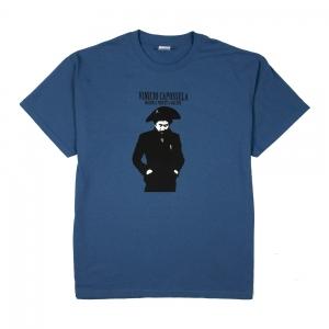 Vinicio-Capossela-T-shirt-Uomo-Blu-El-Capitan-1