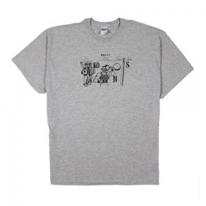 Vinicio-Capossela-T-shirt-Uomo-Grigia-Rebus-(8,9)-1