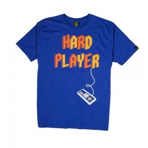 Gold T-shirt - Uomo - Blu - Hard Player-1