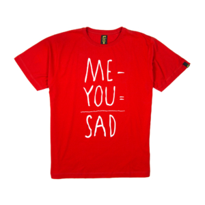 Gold-T-shirt-Uomo-Rossa-Me-Less-You-1
