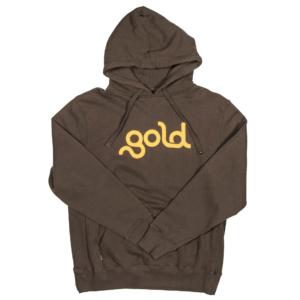 Gold-Felpa-Uomo-Marrone-Logo-1