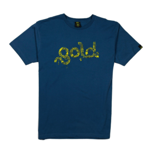 Gold-T-Shirt-Uomo-blu-MECCANO-FIRST