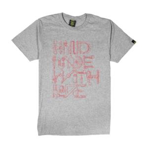 Gold-T-Shirt-Uomo-grigia-melange_HANDMADE WITH LOVE