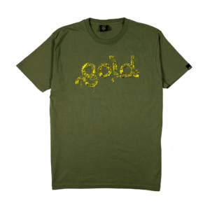 Gold-T-Shirt-Uomo--verde-meccano-first